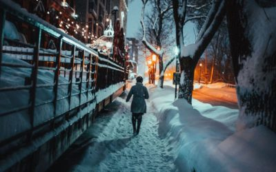 Winter Weather, A Time For Planning