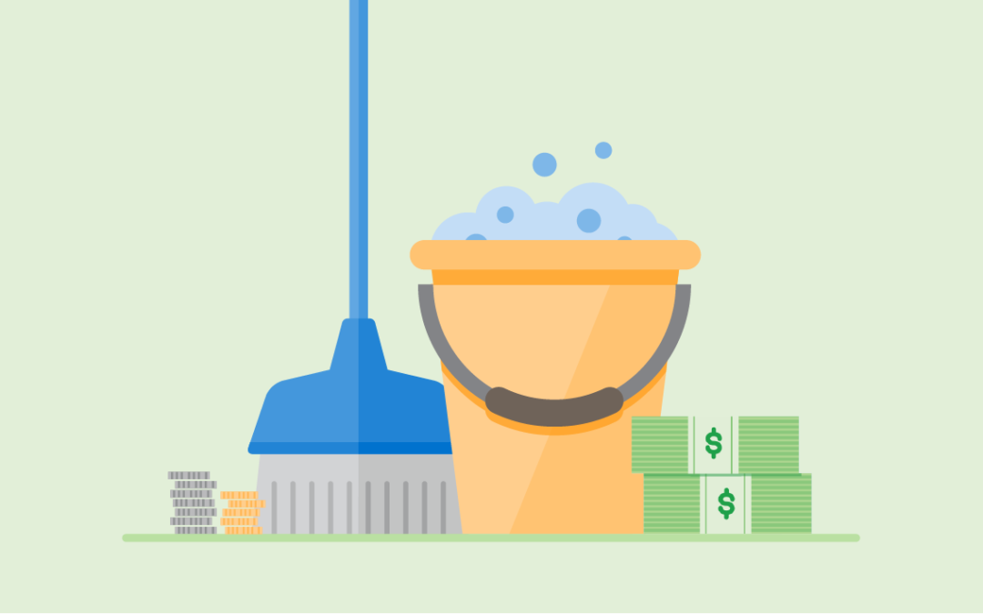 Spring has Sprung: Time for Cleaning up Your Finances